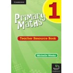 Primary Maths Teacher Resource Book 1