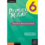 Primary Maths Teacher Resource Book 6