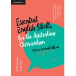 Essential English Skills for the Australian Curriculum, Second Edition Year 7 Workbook