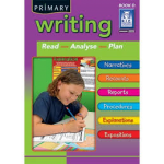 Primary Writing Book D (Ages 8-9)