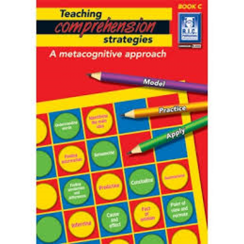 Teaching Comprehension Strategies Book C Ages 7 8