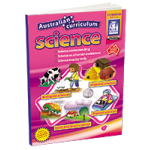 AUSTRALIAN CURRICULUM SCIENCE - FOUNDATION