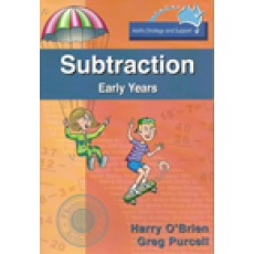 Maths Strategy & Support: Subtraction Early Primary