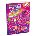 New Wave Mental Maths Book D Ages 8-9