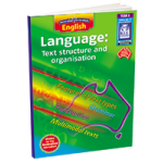 Australian Curriculum English Language: Text Structure and Organisation - Year 5 (Ages 10-11)