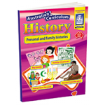 Australian Curriculum History Foundation: Ages 5-6