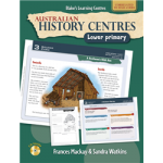 Blake's Learning Centres - Australian History - Lower Primary