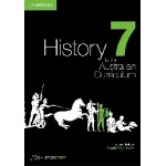 Cambridge History for A/C Yr 7 text book