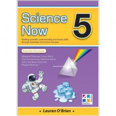 SCIENCE NOW - BOOK 5