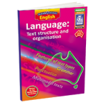 Australian Curriculum English Language: Text Structure and Organisation - Foundation (Ages 5-6)