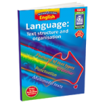 Australian Curriculum English Language: Text Structure and Organisation - Year 2 (Ages 7-8)
