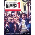 Key features of Modern History 1 Student Bk + obook assess